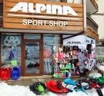Спортен магазин Alpina